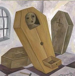 El entierro femenino