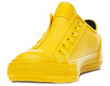 converse goma amarilla